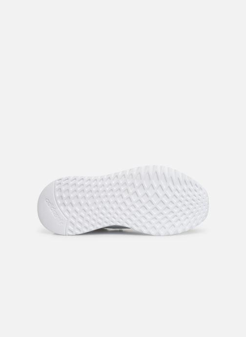 Baskets adidas originals U_Path Run El C Blanc vue haut