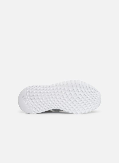 Baskets adidas originals U_Path Run El C Blanc vue haut