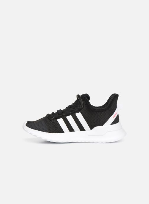 Sneakers adidas originals U_Path Run El C Zwart voorkant