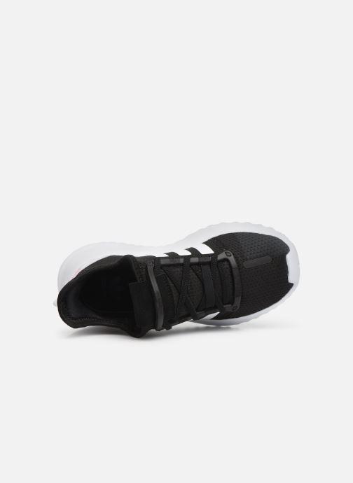 Trainers adidas originals U_Path Run El C Black view from the left