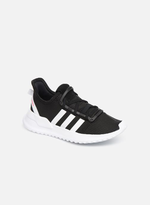 Sneakers adidas originals U_Path Run El C Sort detaljeret billede af skoene
