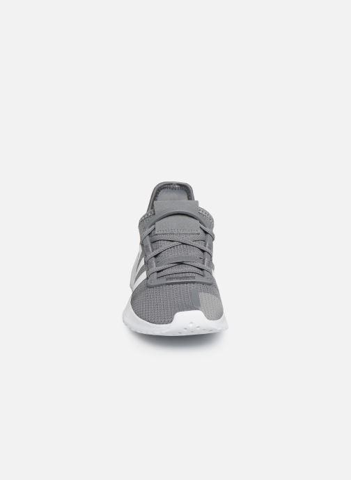 Baskets adidas originals U_Path Run El C Gris vue portées chaussures