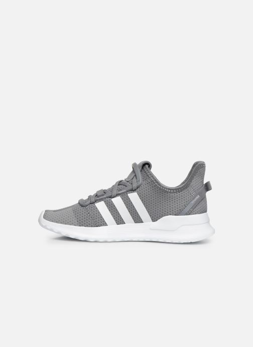 Deportivas adidas originals U_Path Run El C Gris vista de frente