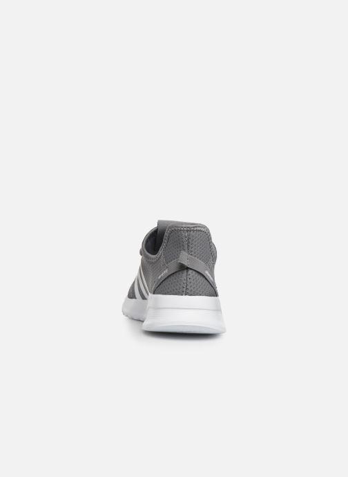 Baskets adidas originals U_Path Run El C Gris vue droite