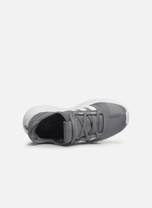 Trainers adidas originals U_Path Run El C Grey view from the left