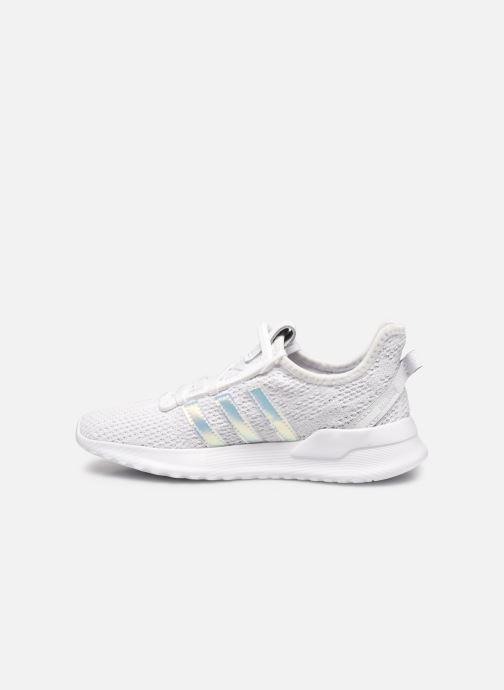 Sneaker adidas originals U_Path Run El C weiß ansicht von vorne