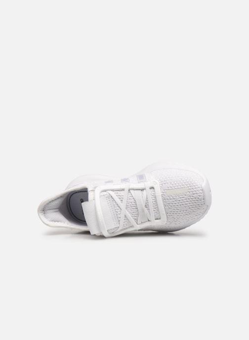 Sneaker adidas originals U_Path Run El C weiß ansicht von links