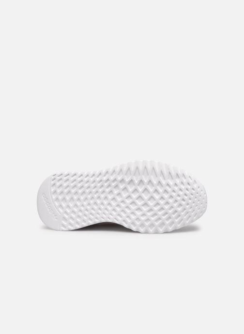 Sneaker adidas originals U_Path Run El C weiß ansicht von oben