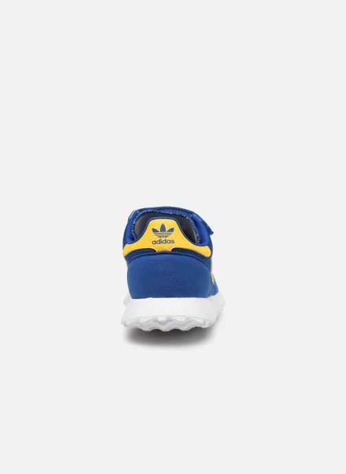 Sneakers adidas originals Forest Grove Cf C Blauw rechts