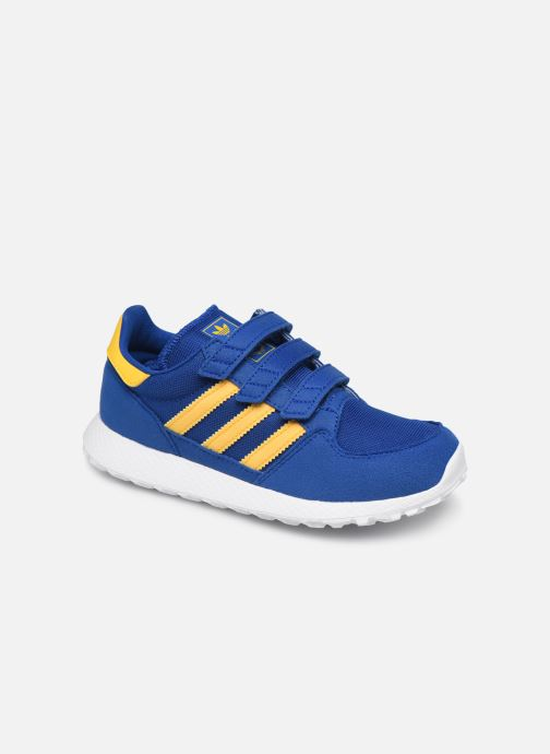 06ee48a128a Trainers adidas originals Forest Grove Cf C Blue detailed view/ Pair view