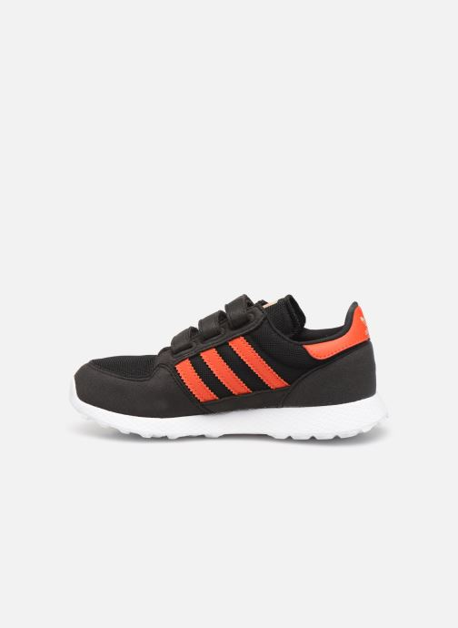 Trainers adidas originals Forest Grove Cf C Black front view