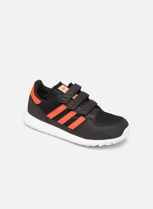 Trainers adidas originals Forest Grove Cf C Black detailed view/ Pair view