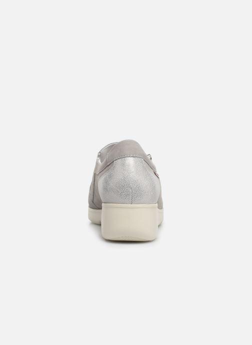 Sneakers Mephisto Garence Grå Bild från höger sidan