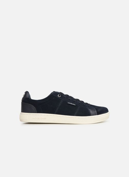 Baskets Jack & Jones JfwOlly Nubuck Bleu vue derrière