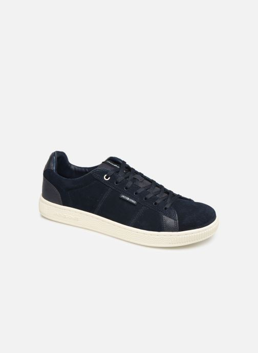 Baskets Jack & Jones JfwOlly Nubuck Bleu vue détail/paire
