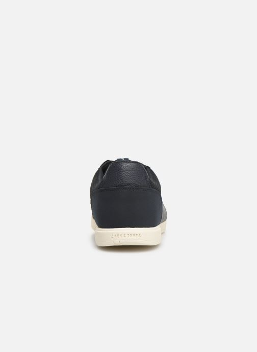 Trainers Jack & Jones Jfw Byson Mesh Blue view from the right