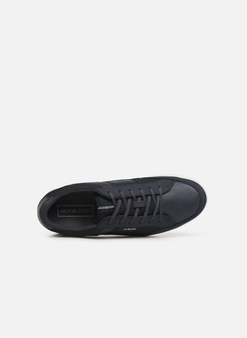 Trainers Jack & Jones Jfw Byson Mesh Blue view from the left