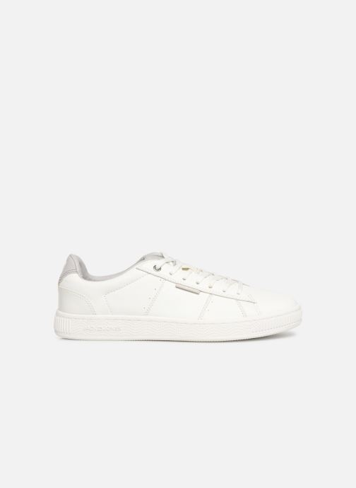 Baskets Jack & Jones Jfw Olly Fusion Leather Blanc vue derrière