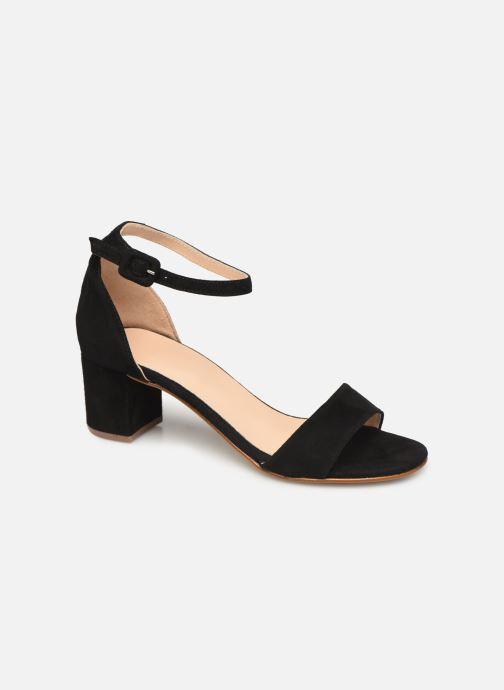 Sandales et nu-pieds Georgia Rose Liesan Noir vue détail/paire