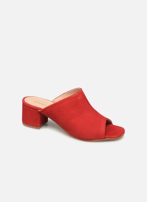 Clogs & Pantoletten Georgia Rose Lenita rot detaillierte ansicht/modell