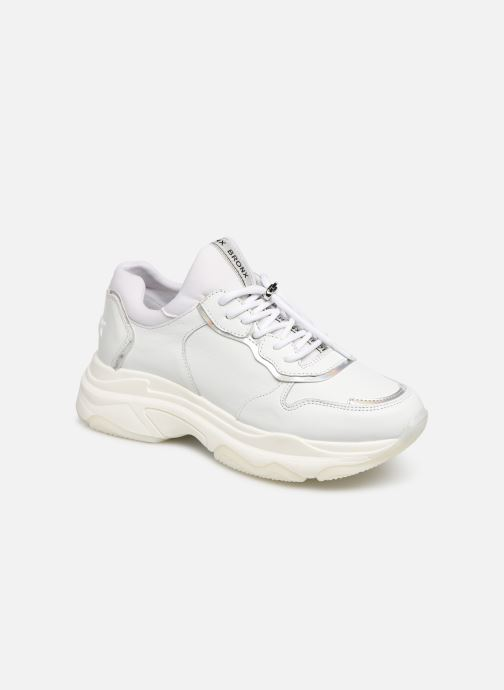 Trainers Bronx BAISLEY White detailed view/ Pair view