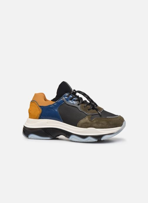 Sneakers Bronx BAISLEY Multicolor achterkant
