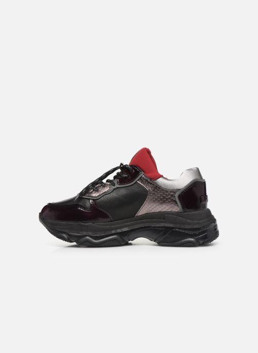 Bronx Baisley Sneakers Kvinna Svart Skor Göteborg Rabatt