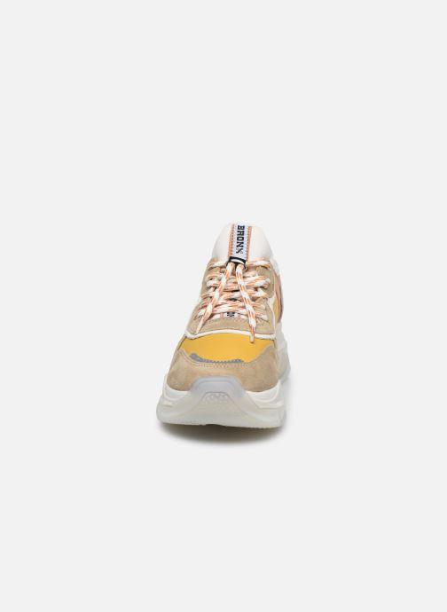 Sneakers Bronx BAISLEY Multicolore modello indossato