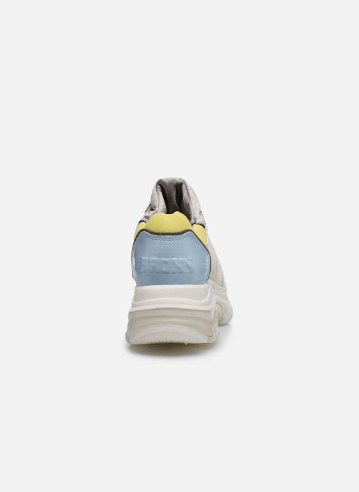 Sneakers Bronx BAISLEY Bianco immagine destra