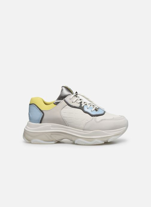 Sneakers Bronx BAISLEY Bianco immagine posteriore