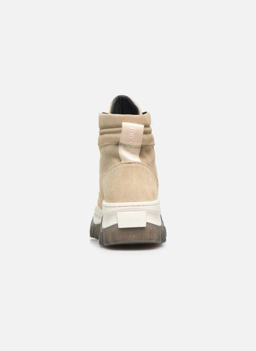Sneakers Bronx JAXSTAR Beige rechts