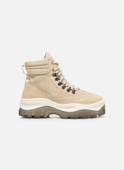 Sneakers Bronx JAXSTAR Beige achterkant