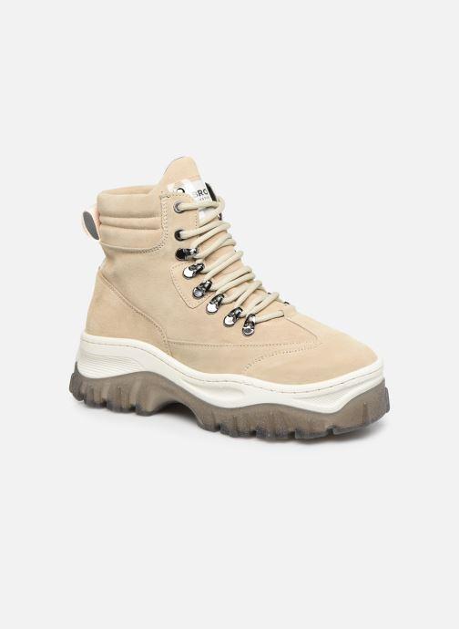 Sneakers Bronx JAXSTAR Beige detail
