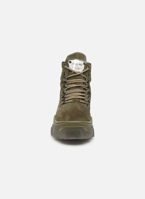 Sneakers Bronx JAXSTAR Groen model