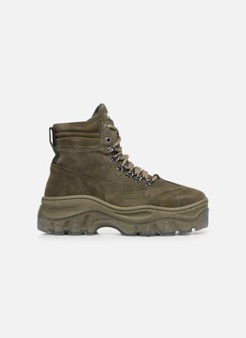 Sneakers Bronx JAXSTAR Groen achterkant