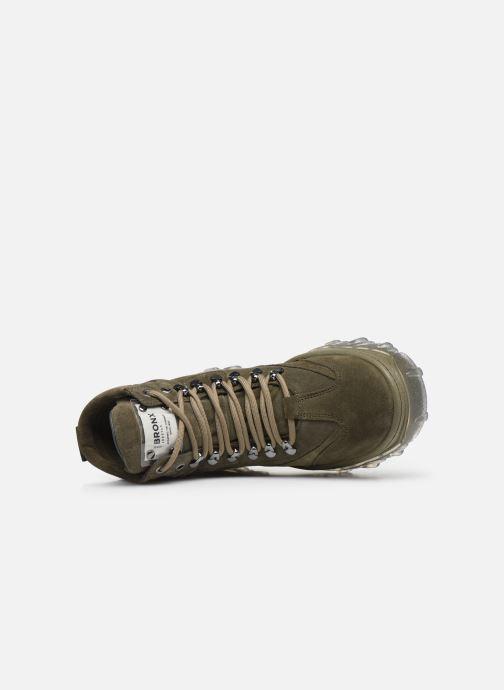Sneakers Bronx JAXSTAR Groen links
