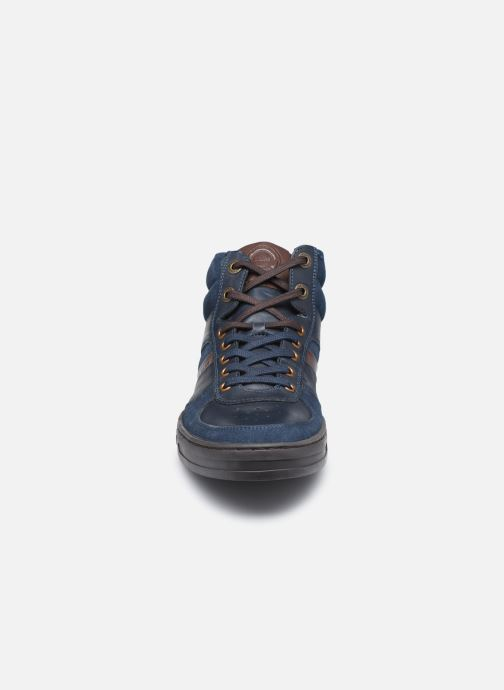 Sneakers Kickers Aponzo Blauw model