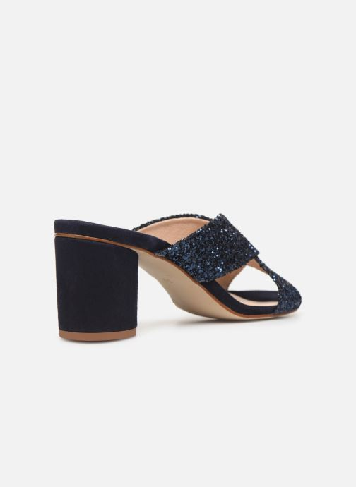 Wedges Made by SARENZA Made By Sarenza X Modetrotter Mule Blauw voorkant