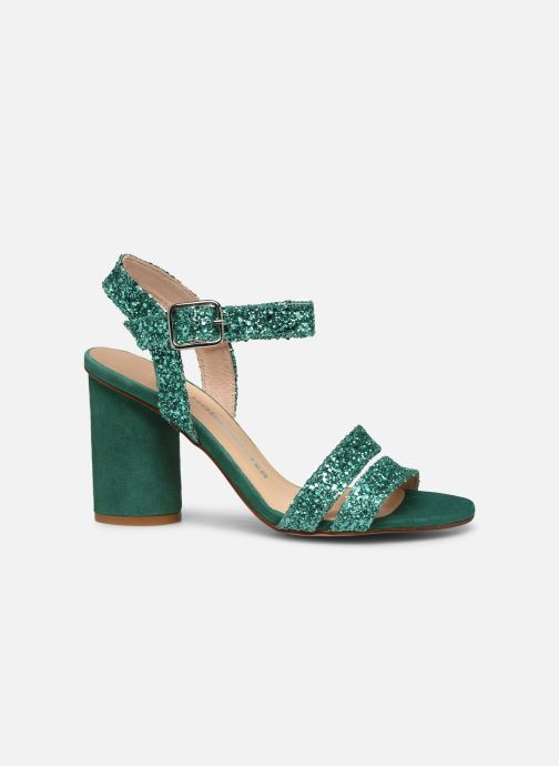 Sandales et nu-pieds Made by SARENZA Made By Sarenza X Modetrotter Sandales à Talons Vert vue détail/paire
