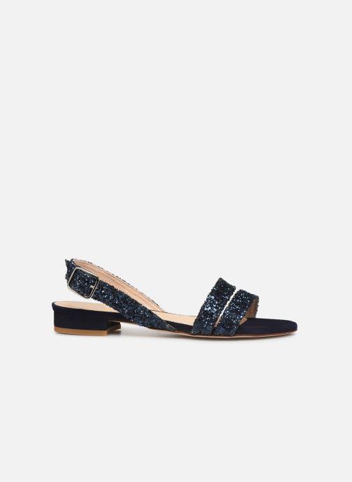 Sandales et nu-pieds Made by SARENZA Made By Sarenza X Modetrotter Sandales Plates Bleu vue détail/paire