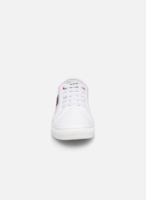 Sneakers Levi's Ventura Wit model