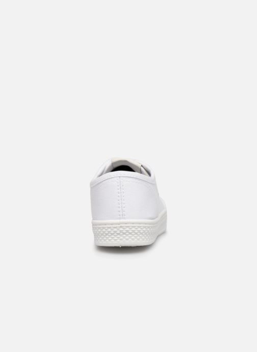 Trainers Levi's Ventura White view from the right