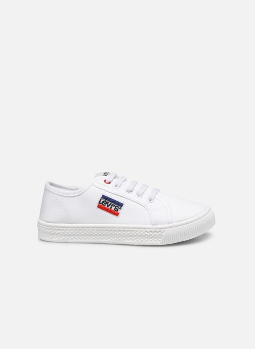 Sneakers Levi's Ventura Wit achterkant