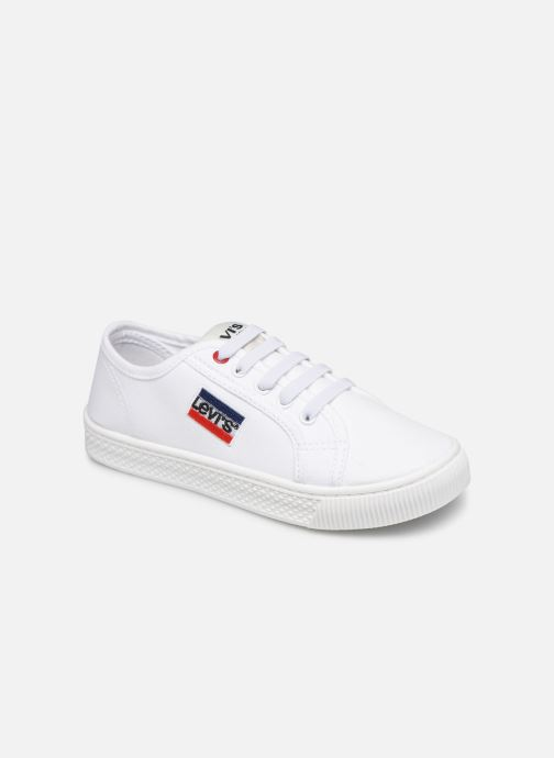 Trainers Levi's Ventura White detailed view/ Pair view