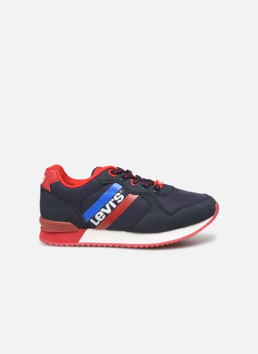Sneakers Levi's Springfield Blauw achterkant