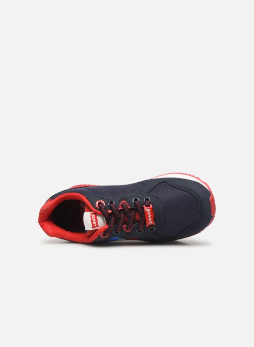 Trainers Levi's Springfield Blue view from the left
