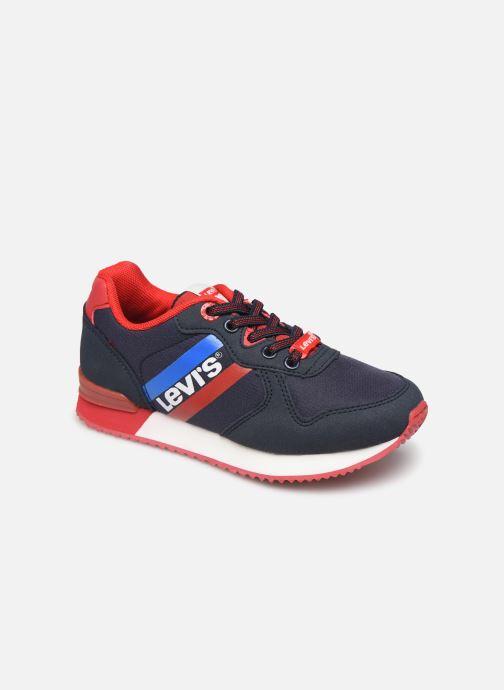 Sneakers Levi's Springfield Blauw detail