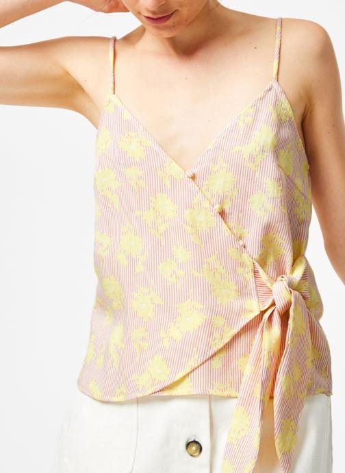 Tøj Frnch CAMILYA Pink detaljeret billede af skoene