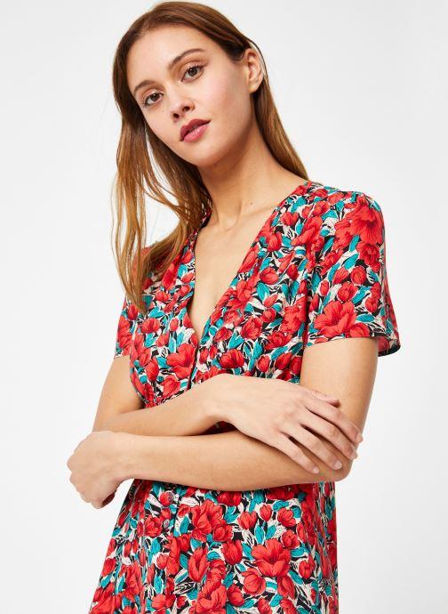 Vêtements Frnch ALYANA Rouge vue détail/paire
