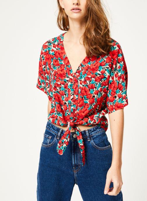 Vêtements Frnch CELIANNE Rouge vue droite